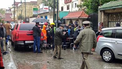 صورة بعد فاجعة وفاة 30 عاملا في طنجة